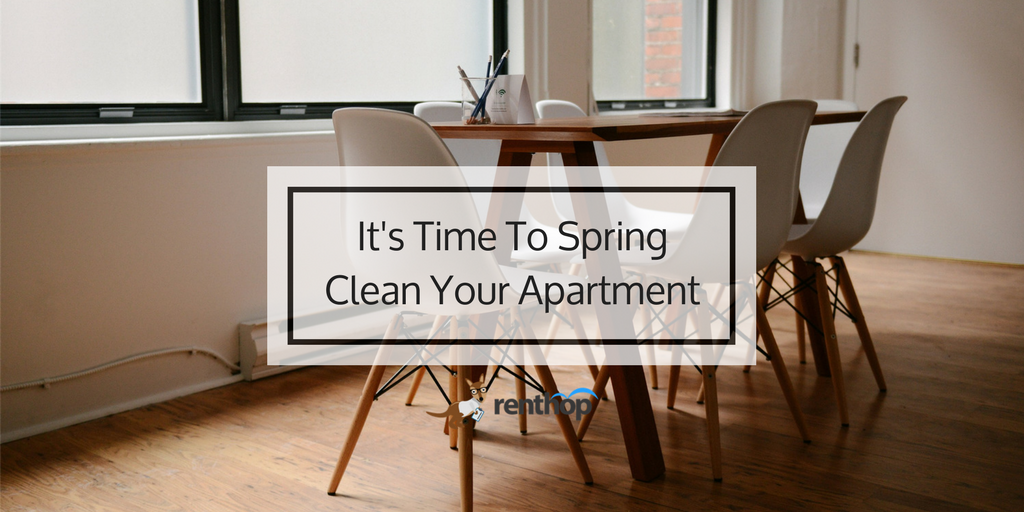 It\'s Time To Spring Clean Your Apartment | RentHop