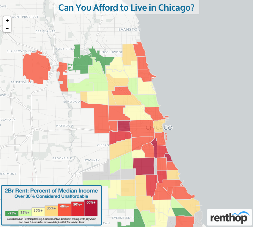 chicago Affordability