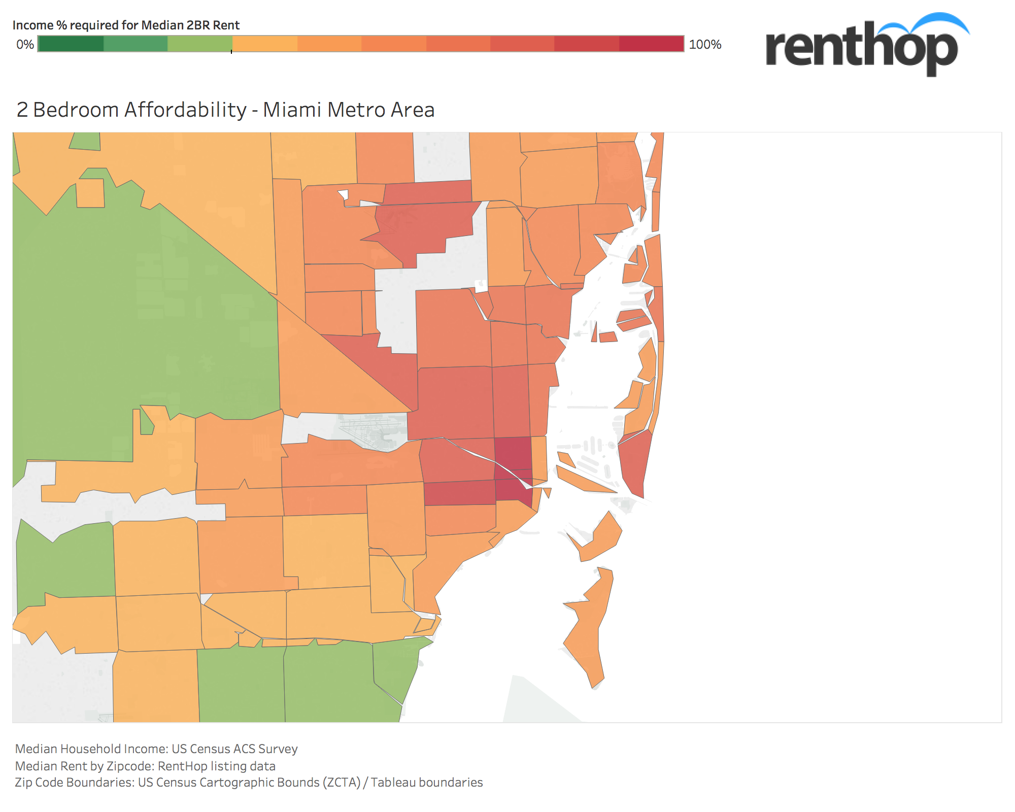 In 2018 Can You Afford To Live In Miami It Depends On Where You